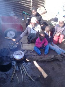 Woman with disability, Lahliwe Thumbatha