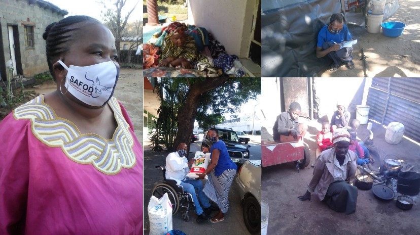 Donate to Help Us Fight Coronavirus Among Persons with Disabilities in Southern Africa